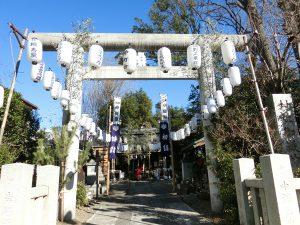 池袋のパワースポット「池袋御嶽神社」