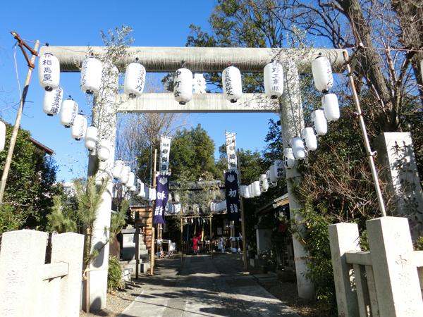 池袋:御嶽神社
