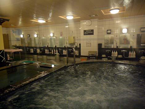 温泉:池袋プラザ