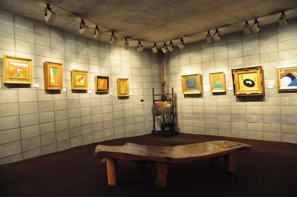 画像:池袋周辺で芸術を感じることができる熊谷守一美術館