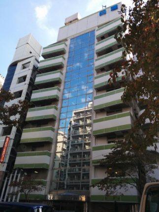 東京日建工科専門学校:外観