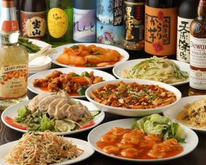 コスパ抜群の中華料理が食べ放題! 135酒場 池袋立教通り店