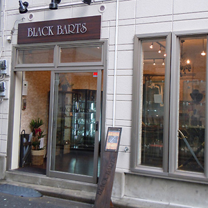 アクセ品揃え豊富!BLACK BARTS/ブラックバーツ池袋
