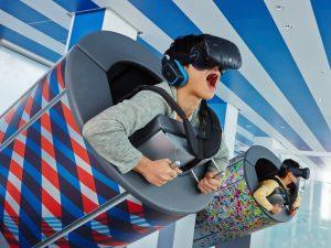 池袋サンシャインの「SKY CIRCUS」は、見て触れて遊べる「体感型展望台」