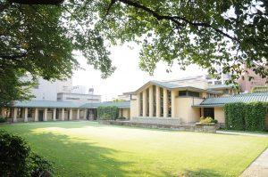 国の重要文化財!池袋にある【自由学園 明日館】は古き良き建物