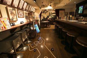 JR池袋駅北口より徒歩3分! 探偵カフェ&バーのプログレスで楽しいひとときはいかがですか?